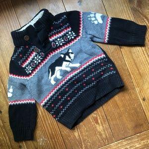 Gap 2y Wolf Sweater